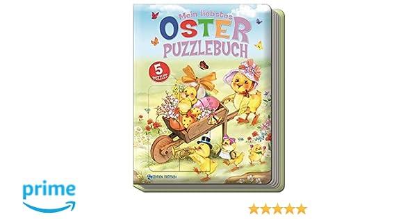Puzzles & Geduldspiele Ostern Puzzlebuch Puzzles und Geschichten TOP