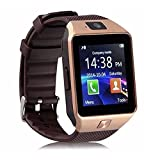 Bluetooth Smart Watch, canmixs dz09Touchscreen Multifunktions Smart Armbanduhr mit Kamera für iPhone, Android, Samsung, Galaxy Note, Nexus, HTC, Sony