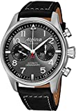 ALPINA STARTIMER Pilot CHRONOGRAPH Herren 44MM Chronograph Uhr AL860GB4S6