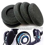 6pcs 5,1cm auricolare spugna gommapiuma Ear Pads per Sony Sennheiser Philips AKG per Koss porta Pro PP PX100cuffie in schiuma morbida orecchio cuscini Cruz V2 Fresh Foam