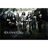 Posterhouzz Music Eluveitie Band (Music) Switzerland HD Fine Art Paper Print Wall Poster