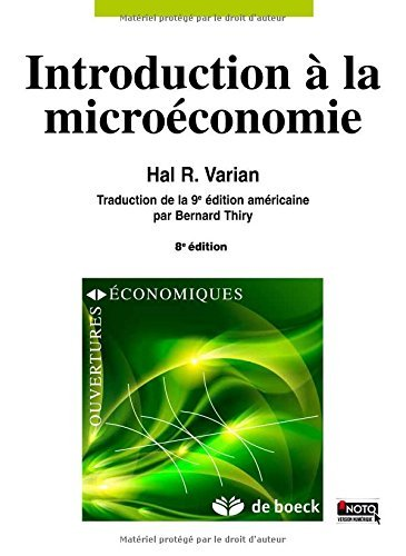 Intro. microeconomie 8e (varian) by Varian (February 15,2015)