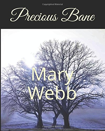 Book cover for Precious Bane
