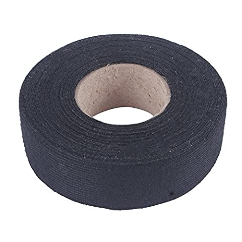 Yosoo High Heat Abrasion 25mm x 15m Universal Anti Squeak Anti Rattle Self Adhesive Felt Tape Rattle