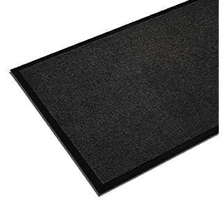 anytools.de Schmutzfangmatte schwarz mit Rand (40 x 60 cm)