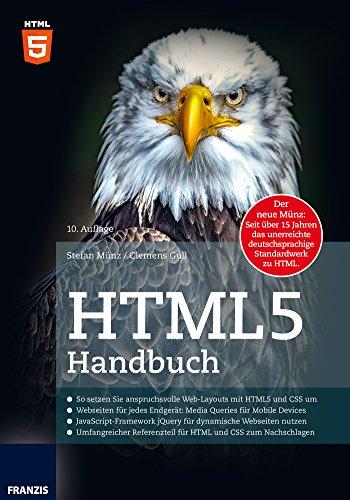 HTML5 Handbuch (Professional Series) (Responsive Html)
