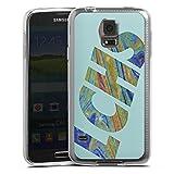 DeinDesign Samsung Galaxy S5 Silikon Hülle Case Schutzhülle Die Lochis Fanartikel Merchandise Roman und Heiko