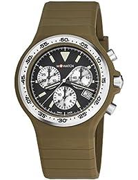 M-Watch Maxi Colour WYO.15420.RF Reloj de pulsera Cuarzo Unisex correa de Silicona Verde