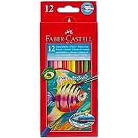 Faber Castell Cf12Matite Colorate Acquerellabili