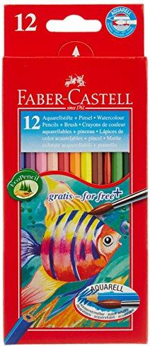lpices-faber-castell-de-agua-de-color-con-pincel-paquete-de-12-lpices