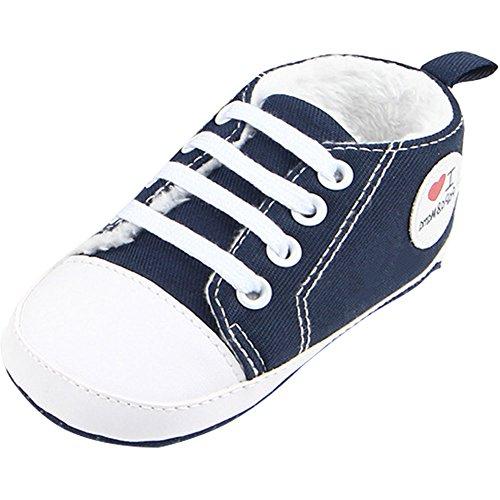 Fire Frog  Baby Sport Sneakers, Baby Jungen Lauflernschuhe Dunkelgrün