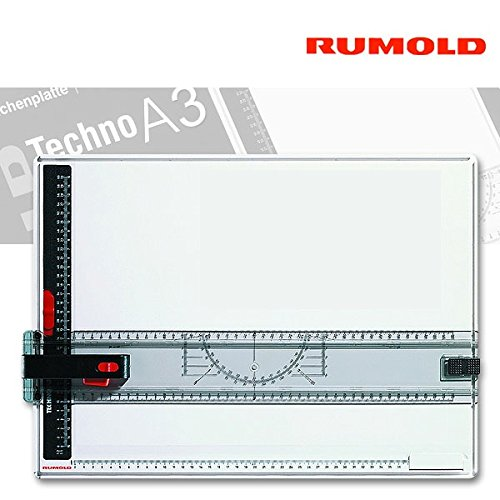 RUMOLD 352110 Zeichenplatten Techno, A3