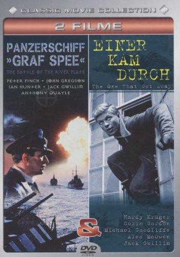 Panzerschiff Graf Spee/Einer kam durch [2 DVDs]
