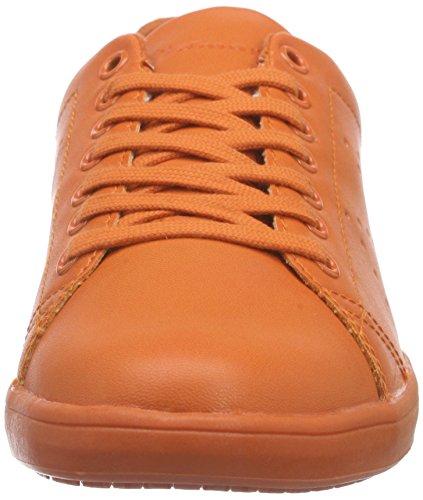 Tamaris 23605, Damen Sneakers Orange (MANDARIN 613)