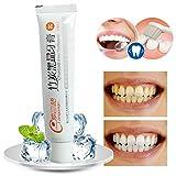 Pastas de dientes 50G, pasta de dientes de carbón activado para...