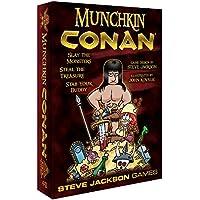 Munchkin - 332226 - Jeu De Cartes - Conan