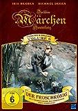 Die kleine Märchensammlung Vol. 6 (Der Froschkönig, Die drei goldenen Haare des Sonnenkönigs, König Drosselbart) [3 DVDs]
