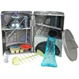 Ratatouille Sewer Trash Can Playset