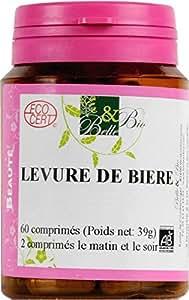 Belle et Bio Levure de bière 200 comprimés 129.40g
