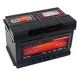 Orbis 12V 74Ah 57405 StartPower KFZ Batterie Starterbatterie - einsatzbereit