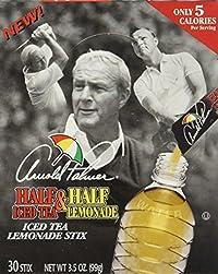 Marjack 72679 Arnold Palmer Half&Half Iced Tea Packs, 0.12 ounce stick, 30 stix per box