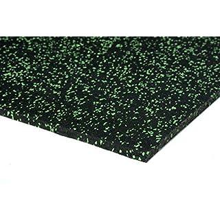 acerto Multi function matte 8mm stark Sports mat Pad for Fitness equipment Gymnastics mat Yoga mat - 49.21x78.74x0.31''