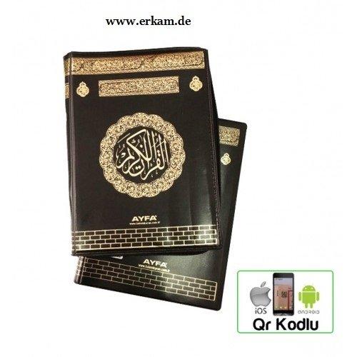 Kabe Kuran Quran Koran Canltali Canta Boy mit Tasche 12 x 16 cm