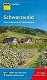 ADAC Reiseführer Schwarzwald: Der Kompakte mit den ADAC Top Tipps und cleveren Klappkarten - Michael Mantke, Rolf Goetz