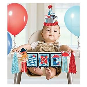 Amscan International Amscan 242597 - Juego de sillas altas decorativas (1 unidad)