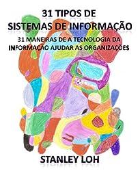 31 tipos de sistemas de informação: 31 maneiras de a tecnologia da informação ajudar as organizações (Portuguese Edition)
