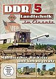 DDR Landtechnik im Einsatz - Teil 5