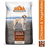Wilderness Chicken And Vegetables Adult Dog Food, 10 Kg