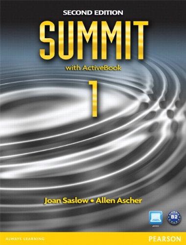 Summit 1 Workbook Pdf