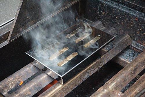 Räucherbox Für Gasgrill : Grillmatz räucherbox u smokerbox gasgrill u aus hochwertigem