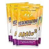 Aktiv³ Regeneration Mineraldrink-Premium mit Kohlenhydraten und Elektrolyten 220 g