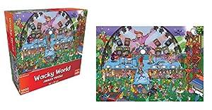 Goliath Toys 71400 Wacky World Pop Concert - Juego de Cartas coleccionables