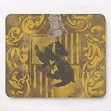JAMILA Wappen-Spray-Farbe Harry Potter   Hufflepuff Wappen-Spray-Farbe Harry Potter   Hufflepuff Mousepad