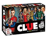 BIG BANG THEORY CLUE (CLUEDO) EDITION BOARD GAME