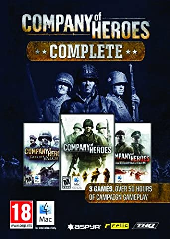 Company of Heroes Complete: Campaign Edition - [Mac]
