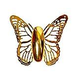 PLYY Europäischen Schmetterling Schatten-Wohnzimmer, Schlafzimmer, Treppen Wandleuchte