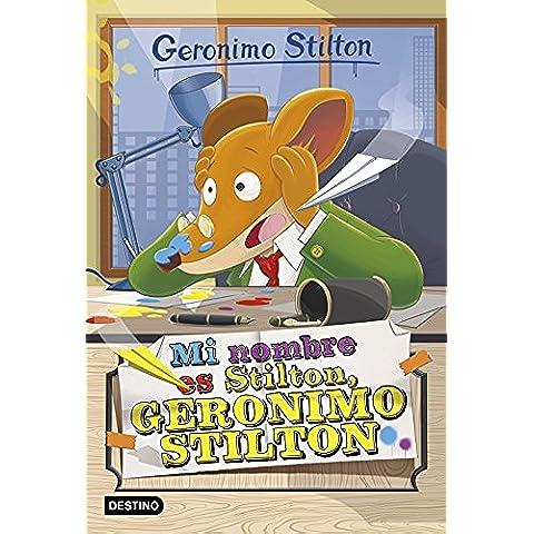 Mi nombre es Stilton, Geronimo Stilton: Geronimo Stilton 1 (Prehistorratones)