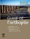 Guide de l'orthoptie