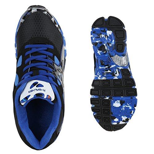 Tênis De Corrida Dos Homens Das Sapatilhas Sapatos Desportivos Corredores Patente Branco Azul Preto