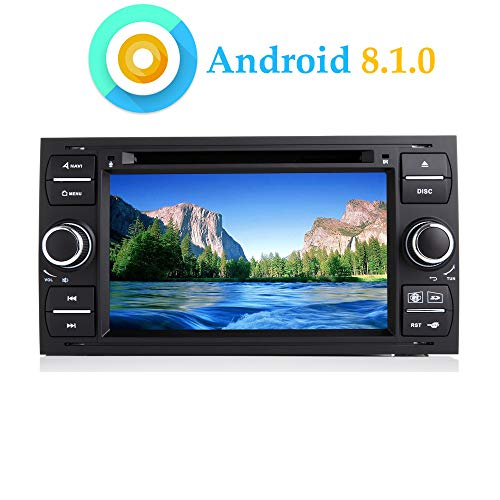 XISEDO Android 8.1.0 Autoradio 7 Pulgadas In-Dash Radio de Coche Quad Core...