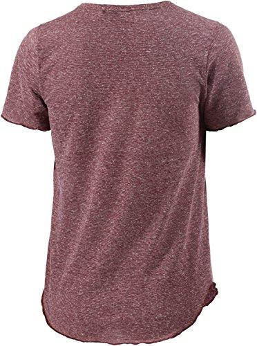 WLD T-shirt bordeaux