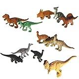 Generic Plastic Reptiles Animal Dinosaur...