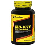 #8: MuscleBlaze VITE Multivitamin, 60 Tablets
