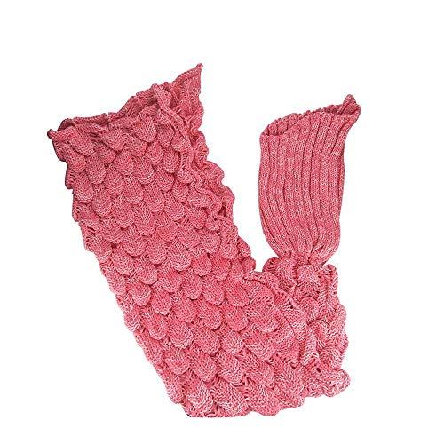 Dreamingbox Meerjungfrau Geschenke für Mädchen ab 5-15 Jahre, Meerjungfrau Decke für Mädchen Geburtstags Geschenke für Teen Mädchen 5-15 Jahre 2019 Geschenke Mädchen 5-15 Jahre Rosa (Mädchen Teen Betten)