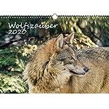 Wolfszauber DIN A3 Kalender 2020 Wolf und Wölfe - Seelenzauber