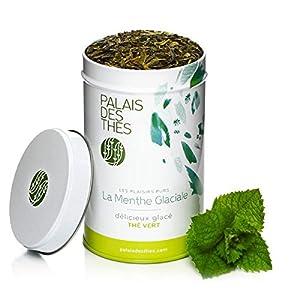 Palais des Thés - Thé Vert LES PLAISIRS PURS LA MENTHE GLACIALE - Boîte métal 100g